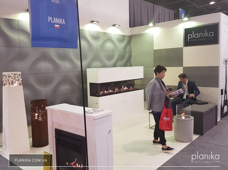 Planika на Maison & Objet 2017