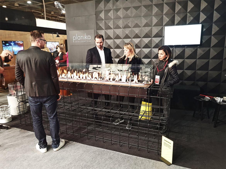 Planika на выставке Maison & Objet Paris