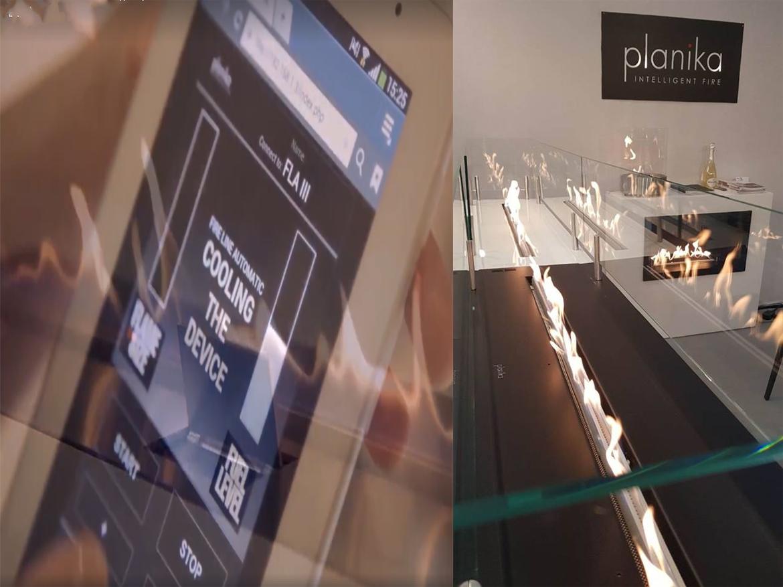 биокамины Planika на выставке Foire de Paris