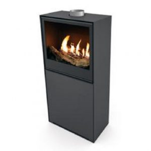 Газовый камин Planika Versal Freestanding with gasbox 600