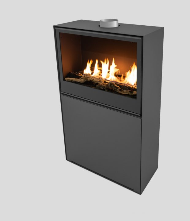 Versal Freestanding with gasbox 750