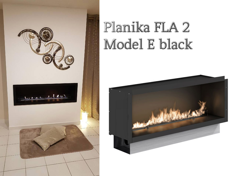 биокамин Planika FLA 2 Model E