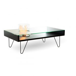 Биокамин Planika Fire Cofee Table Black MDF (indoor)
