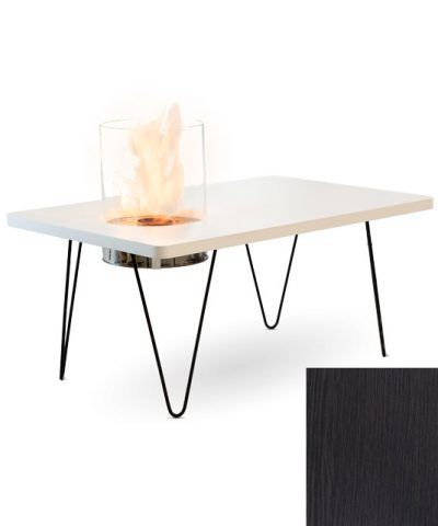 Биокамин Planika Fire Table Mini Black MDF (indoor)