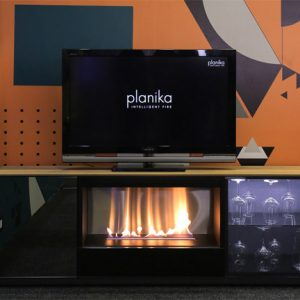 Planika TV BOX Wood