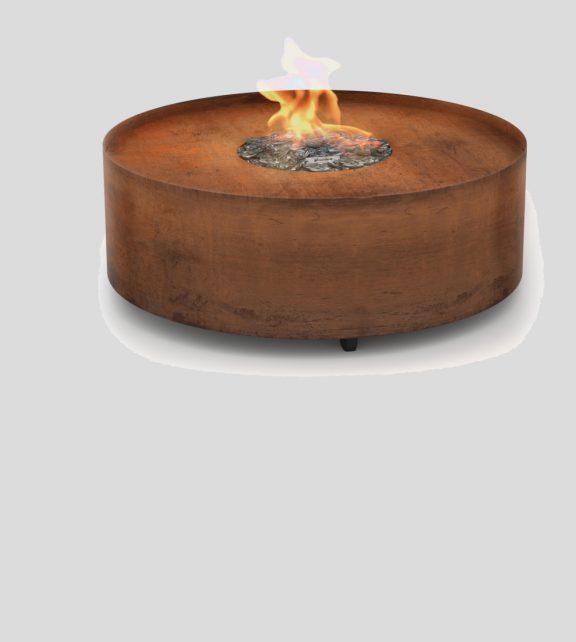 Galio Fire Pit Corten