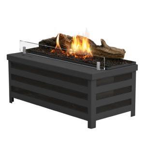 Биокамин Planika Basket Fire