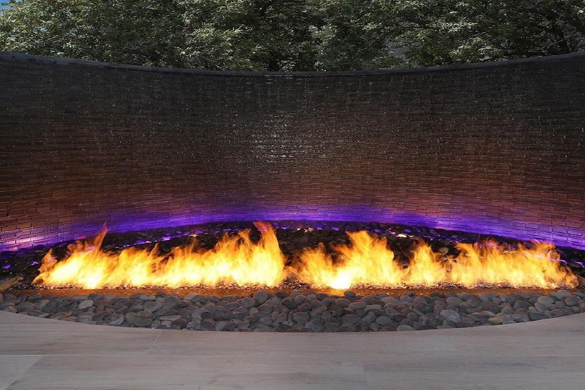 Газовые камины для террас от Planika