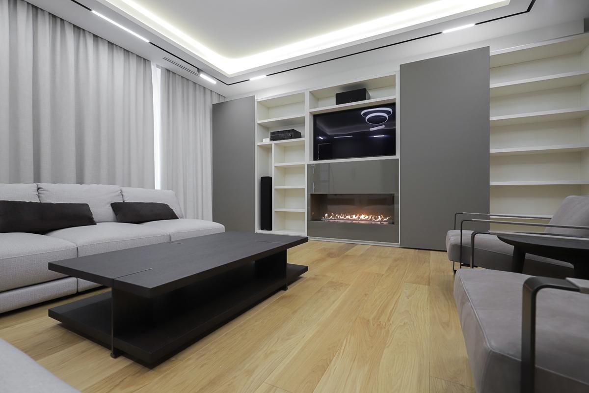 биокамин FLA 3 + смарт дом