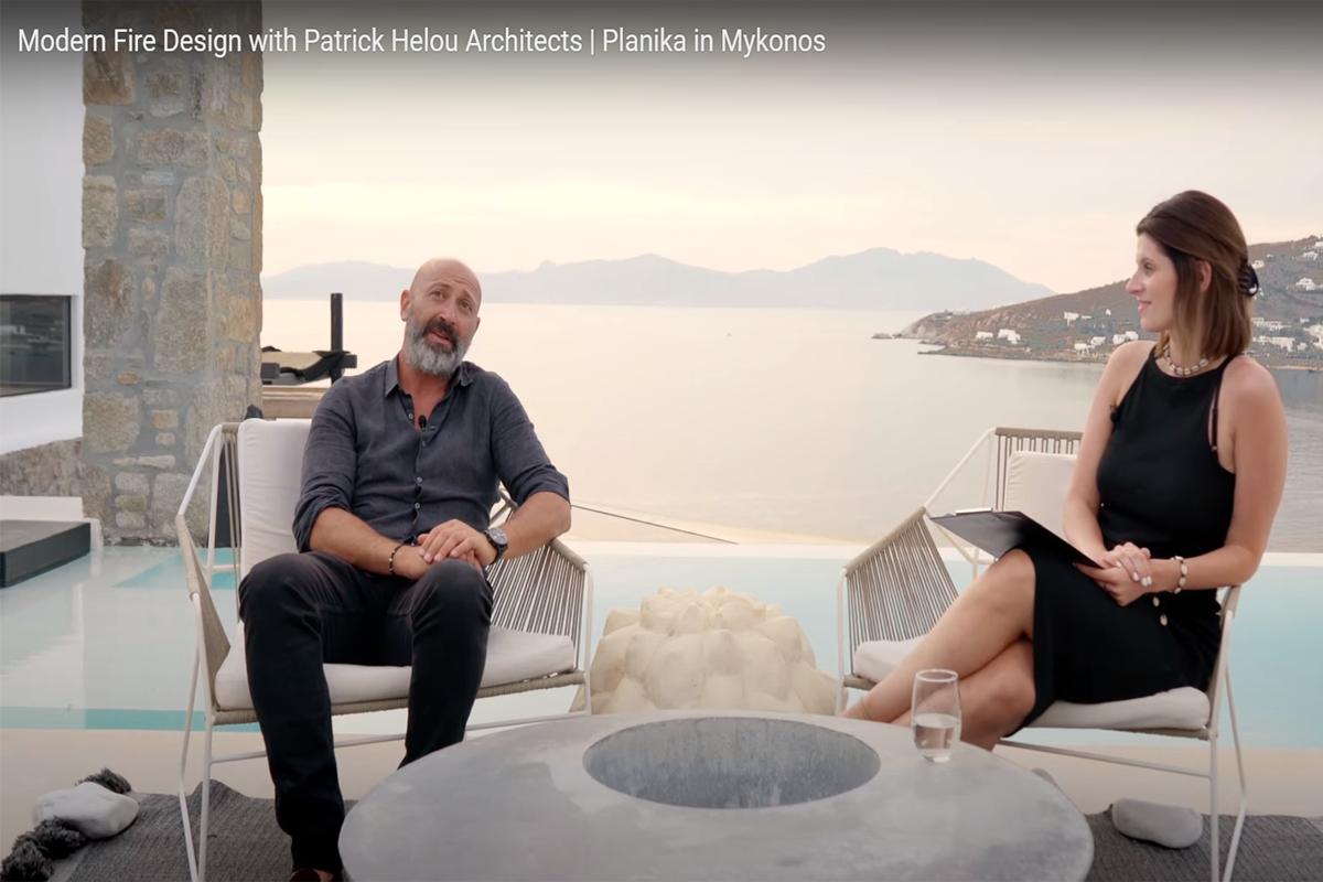 Интервью архитектора Патрика Хелу